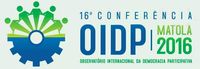16th Conference of the International Observatory on Participatory Democracy