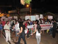 Brasil, choque entre os moradores de Piquiá de Baixo e a prefeita de Açailândia