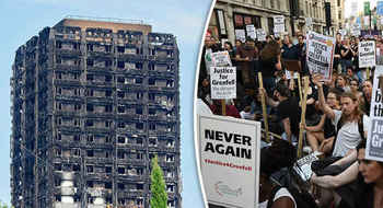 London, Grenfell was a preventable, political tragedy – authorities must urgently act on promises to rehouse all residents locally, regardless of status