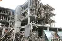 Maroc, Assez de morts et des victimes causés par l'effondrement des bâtiments et des expulsions forcées