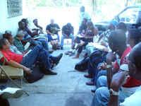 Misión de movimientos sociales y redes a Haiti, HAITI, enero 2010