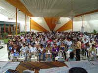 Perú, encuentro de organizaciones vecinales para la reconstrucción y el desarrollo, FEBRERO 2011
