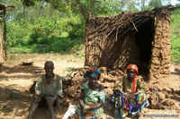 Rwandan 'anti-thatch' campaign leaves thousands of 'Pygmies' homeless, APRIL 2011