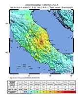 Solidarietà internazionale con le popolazioni colpite dal terremoto in Italia