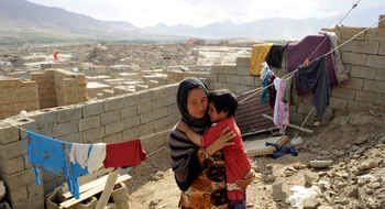 Still at risk: the forced eviction of displaced people in urban Afghanistan