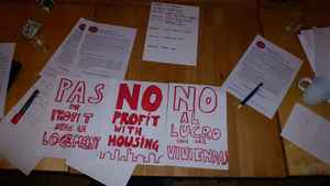 No profit for housing (Essen, 25 05 2013)