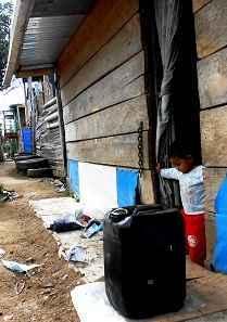 Colombia, Amenaza de desalojo asentamiento Avelino Ull 2- en Popaya - Cauca